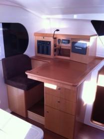 Navigační stolek